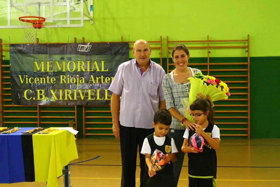3ºMemorial Vicente Rioja