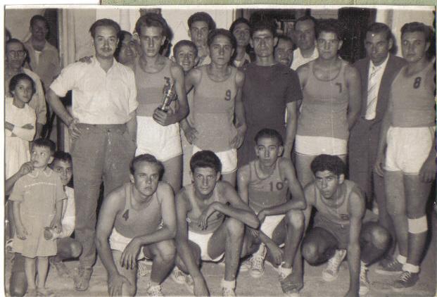 COMIENZOS C.B. XIRIVELLA